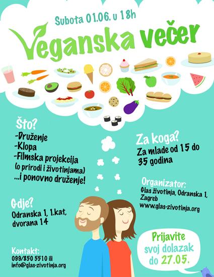 Veganska večer